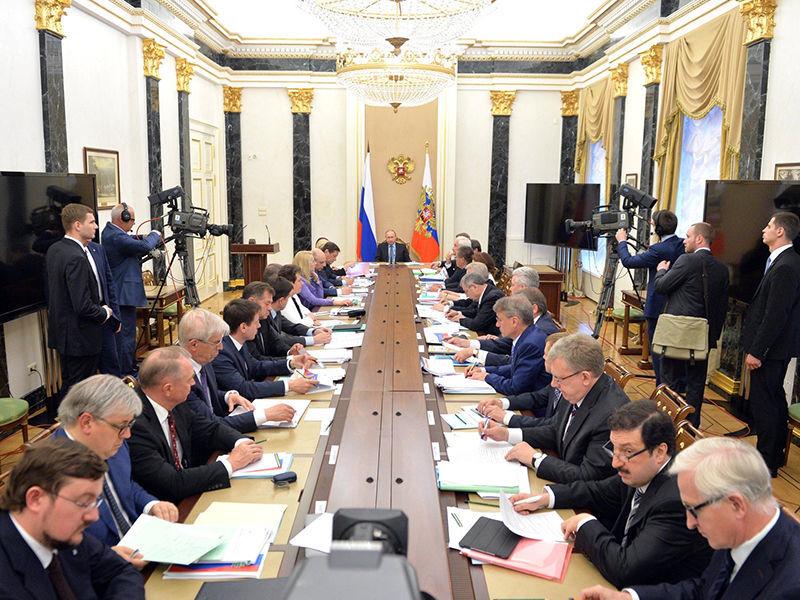 На заседании президиума экономического совета, состоявшемся 25 мая, как и ожидалось, речь шла об экономическом росте в России и его источниках