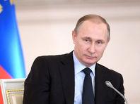 Путин предложил повысить размер ущерба для возбуждения уголовных дел по экономическим статьям