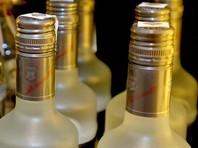 Треть проверенной в России водки оказалась фальсифицированной
