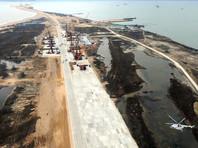 Риски строительства Керченского моста застраховала малоизвестная крымская компания