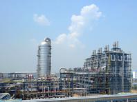 В Китае начали переработку первой партии нефти из США