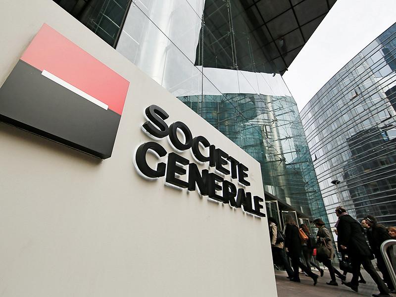 Французский банк Societe Generale без объяснения причин закрывает счета российских дипломатов в Париже