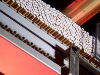 С российского рынка уходят девять марок сигарет