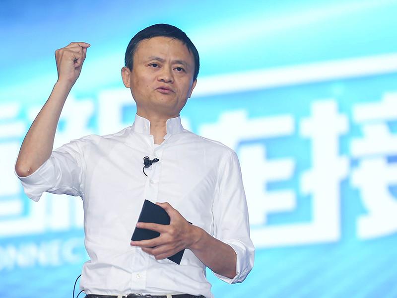 Основатель крупнейшего в мире онлайн-ритейлера Alibaba Джек Ма
