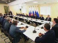 Производители свинины на совещании у президента Путина по вопросам развития сельского хозяйства Центрального Нечерноземья предложили истребить популяцию кабанов в Центральном федеральном округе