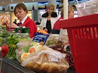 Доля еды в розничных продажах в России превысила долю непродовольственных товаров