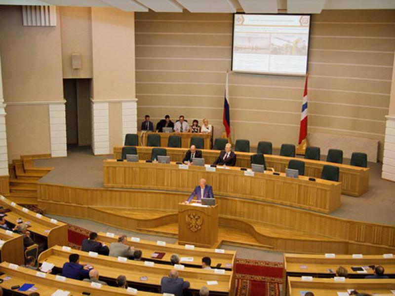 Депутаты Законодательного собрания Омской области решили направить в правительство России предложение создать равные условия распределения налогов между субъектами Федерации