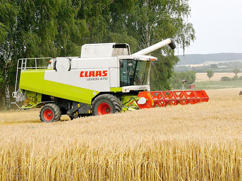 """Один из примеров - немецкий производитель сельхозмашин Claas, построивший завод в Краснодаре. Теперь концерн признан в России """"отечественным производителем"""" и получает субсидии от государства"""