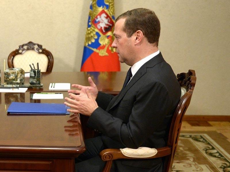 Дефицит бюджета РФ по итогам текущего года может превысить 3% ВВП, заявил премьер-министр РФ Дмитрий Медведев