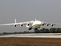 Украина договорилась запустить в Китае производство самого большого в мире самолета Ан-225