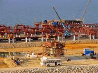 """США ввели санкции против """"Газпром-медиа"""" и подрядчиков Керченского моста"""