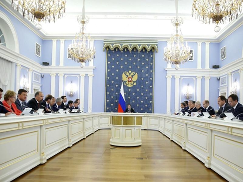 Правительство РФ установило приоритет для российских товаров, работ и услуг по отношению к иностранным при госзакупках