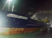 В Великобританию пришел первый танкер со сланцевым газом из США