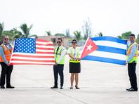 Власти США выдали 10 авиакомпаниям разрешения на регулярные рейсы на Кубу