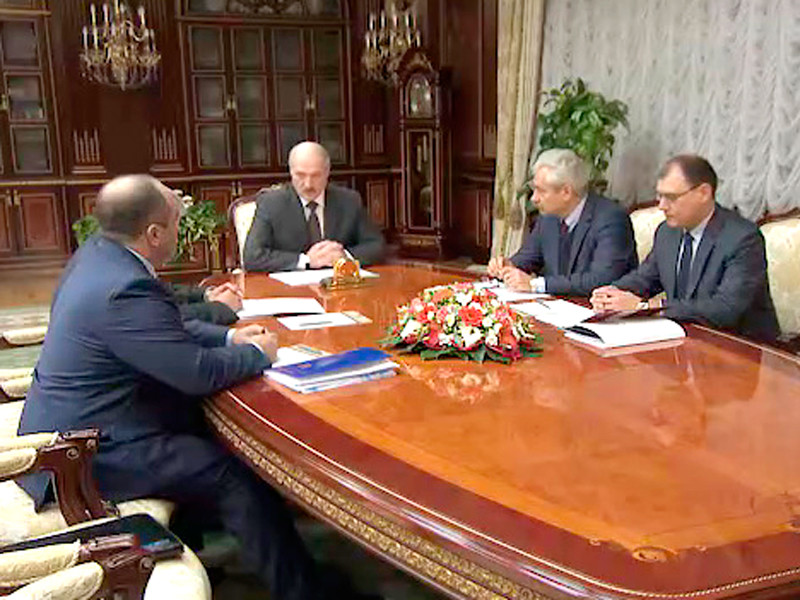 Лукашенко заявил об урегулировании газового спора