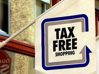 В российскую систему Tax Free могут включить продукты питания