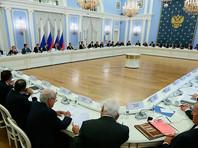 Премьер-министр РФ Дмитрий Медведев в рамках заседания консультативного совета по иностранным инвестициям (КСИИ) обсудил с чиновниками возможность внесения поправок в Гражданский кодекс (ГК)