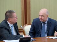Антон Силуанов( на фото - справа) и Алексей Улюкаев