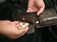 Трети российских семей не хватает денег на самое необходимое