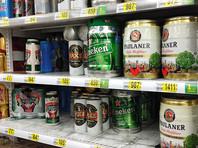 Индивидуальным предпринимателям могут запретить розничную продажу пива