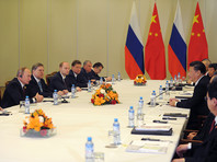 Сечин в числе других крупных бизнесменов сопровождает президента Владимира Путина на саммите АТЭС в Лиме