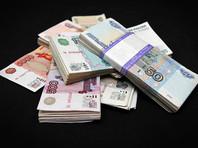 Дефицит федерального бюджета России по данным за январь-октябрь составил 2,3% ВВП