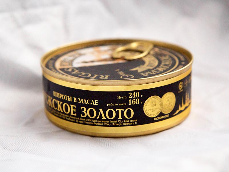 Балтийские шпроты могут вернуться на российский рынок уже после Нового года