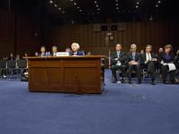 Решение о повышение ставки было принято на заседании руководства ФРС