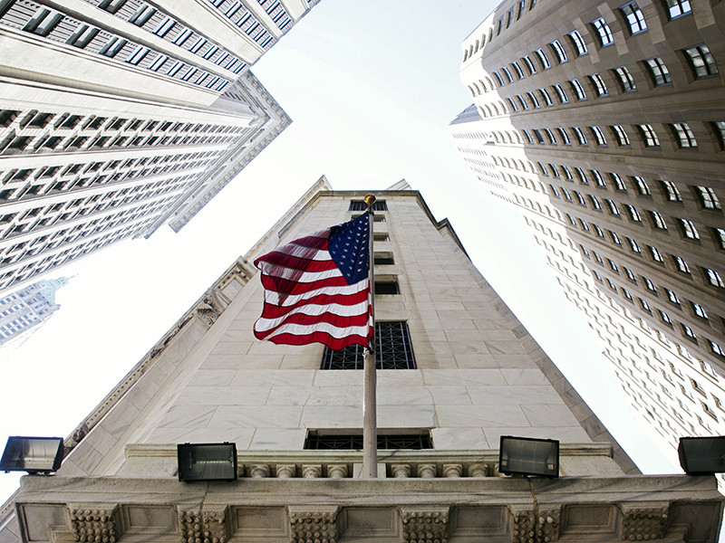 Федеральная резервная система США повысила ключевую ставку на 25 базисных пунктов, до 0,5-0,75%
