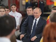 """""""Абсолютно никчемный аргумент"""": Путин прокомментировал идею о зависимости Европы от российского газа"""