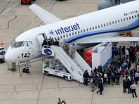Авиакомпания Interjet возвращает в эксплуатацию российские самолеты SSJ-100