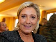 У партии Марин Ле Пен требуют вернуть взятый в российском банке кредит