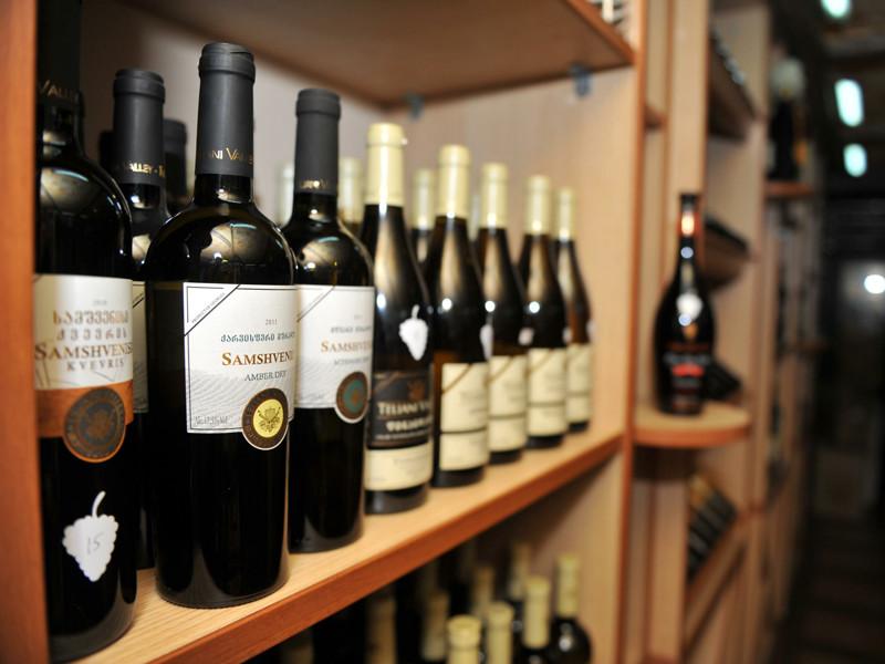 В прошлом году Грузия увеличила экспорт вина на 38%, поставки в РФ выросли почти в 1,5 раза