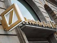 """Deutsche Bank заплатит властям США и Британии 625 млн долларов за """"зеркальные сделки""""  российских клиентов"""
