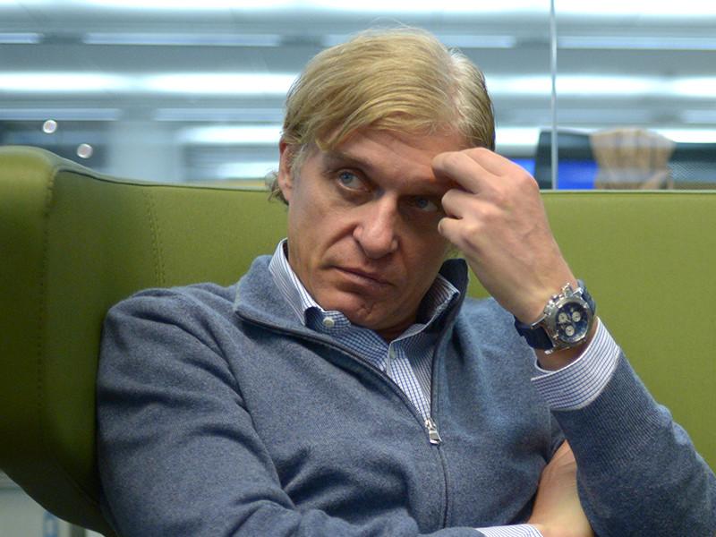 Олег Тиньков вернулся в число долларовых миллиардеров
