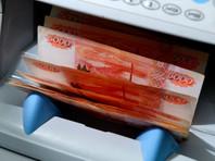 """Расчеты, как пишет газета """"Коммерсант"""", показывают, что текущий курс рубля завышен"""