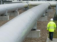 """Газпром"" уменьшил  прокачку по ""Северному потоку"" и Opal из-за судебного запрета"