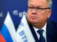 """Костин о приватизации ВТБ: в условиях санкций - """"миссия невыполнима"""""""