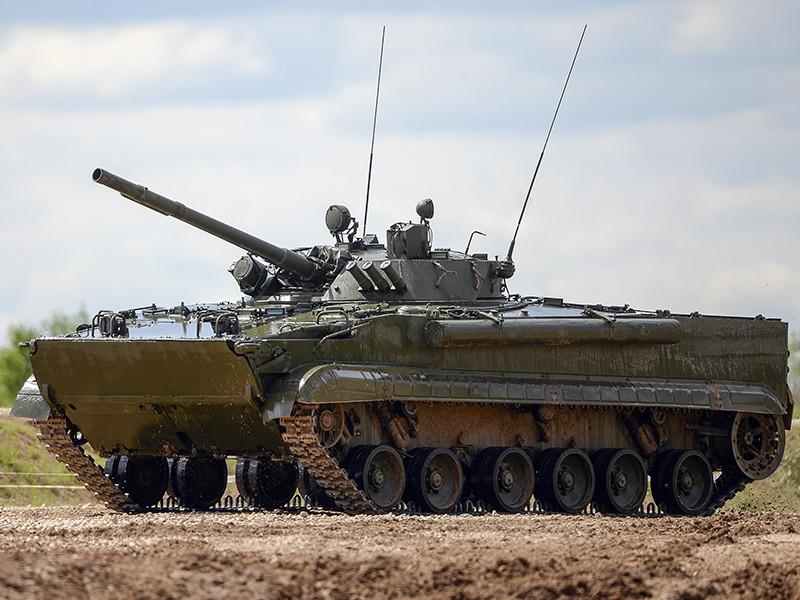 Россия заключит с ОАЭ новый контракт на модернизацию сотен устаревших БМП-3
