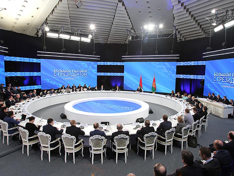 Президент Белоруссии Александр Лукашенко заявил в ходе проходящей в пятницу в Минске встречи с представителями общественности и прессой, что Минск обратился в суд по вопросу сокращения поставок российской нефти