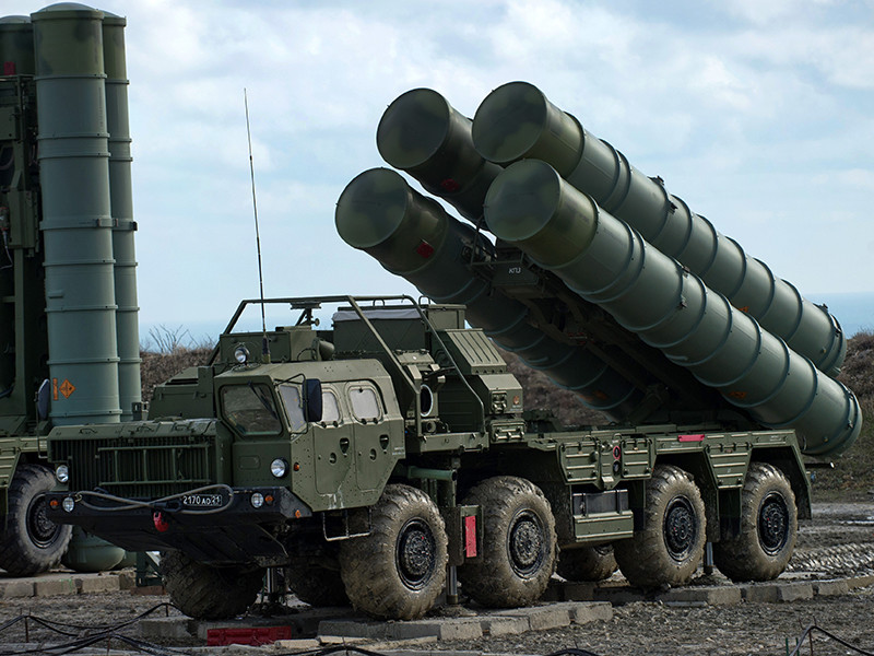 Россия ведет с Турцией и Египтом переговоры по продаже С-400