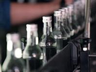 Экспорт водки из России за год вырос на 14%