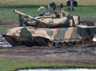 Россия заключила контракт на поставку танков Т-90МС в страны Ближнего Востока, но не в Иран