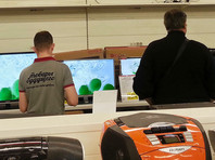 Продажи бытовой техники и электроники снова падают, продавцы в недоумении
