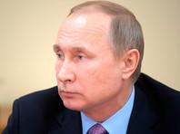 """Путин отказался говорить об опасностях укрепления рубля """"на камеру"""""""
