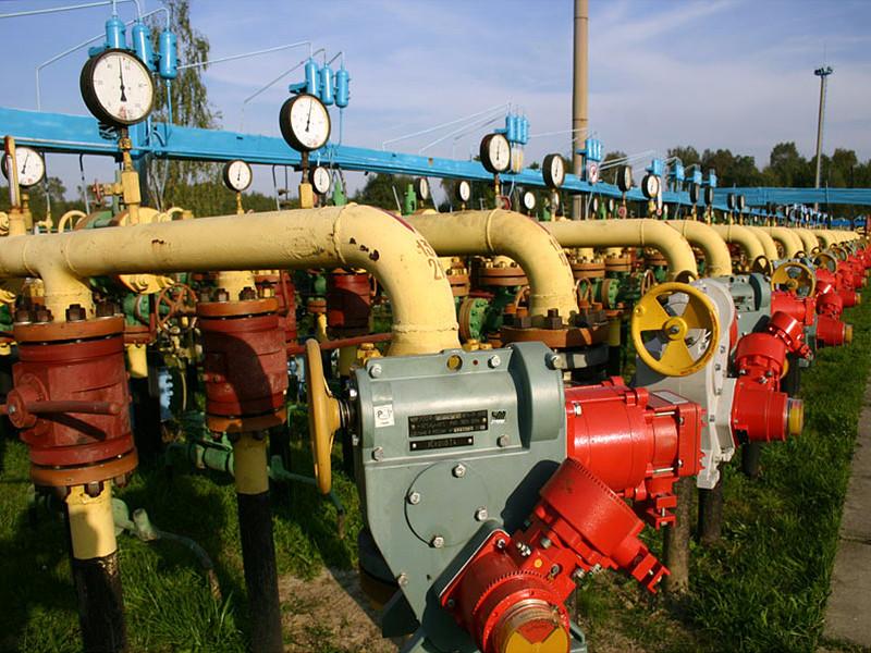 """Согласно оперативным данным ПАО """"Укртрансгаз"""", по состоянию на 8 апреля 2017 года газ импортировался в суточном режиме в объеме 15,756 млн куб. м из стран Евросоюза (Словакия - 9,995 млн куб. м, Венгрия - 3,303 млн куб. м, Польша - 2,458 млн куб. м)"""