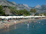 АТОР: треть российских туристов выбрали на майские праздники Турцию