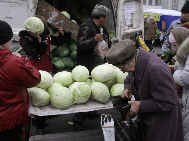 Падение уровня жизни в ходе нынешнего кризиса поставило на грань выживания 70% российских семей