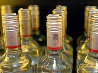 Власти определились с новой минимальной ценой на водку