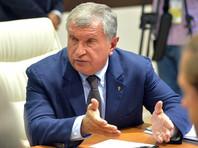 """Сечин: """"Роснефть"""" намерена вернуть себе активы """"Башнефти"""""""